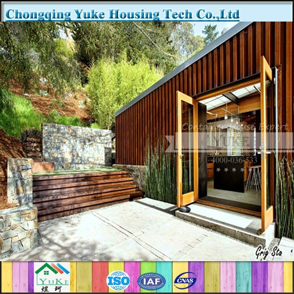 China Yuke Beautiful Designs Low Price Prefab Modular Shipping Container Hotel for Sale