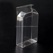 Clear funko pop protectors packaging box,custom clear PVC/PET plastic protector case for funko pop