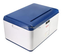 78L firm and durable ABS collapsible storage box with locking lid, easy to assemble and disassemble