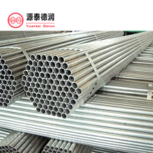 dependable performance specification of gi pipe factory