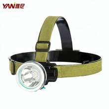 IP44 mini rechargeable outdoor lithium led headlamp for miner
