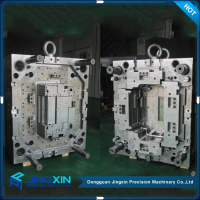 Jingxin Electronics Product Housing Mold Design Manufacturing Plastic Case Injection Mould