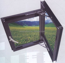modern kitchen casement windows fan prices from china manufacturer