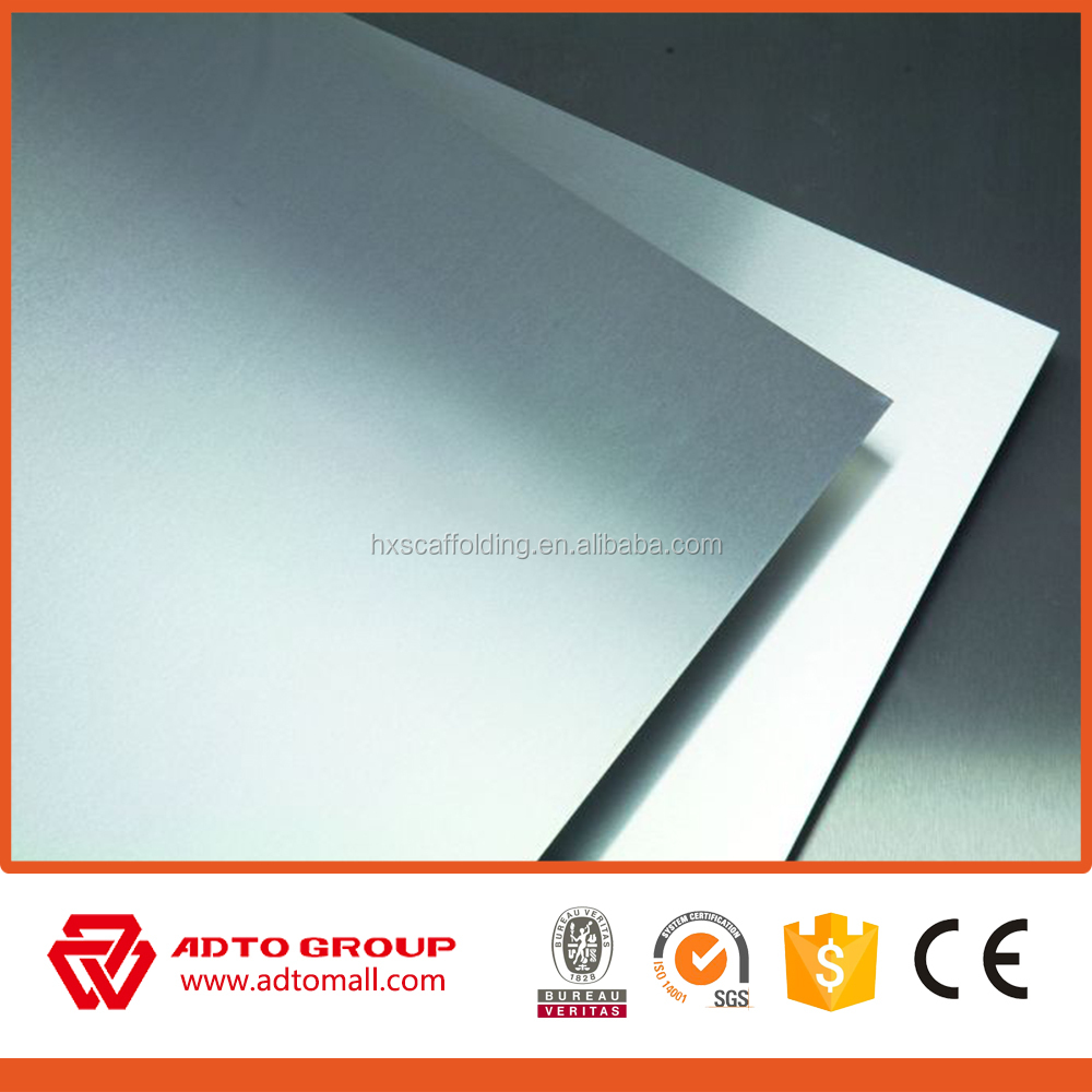 Chinese supplier Good Quality mill finish/mirror aluminum sheet aa1100