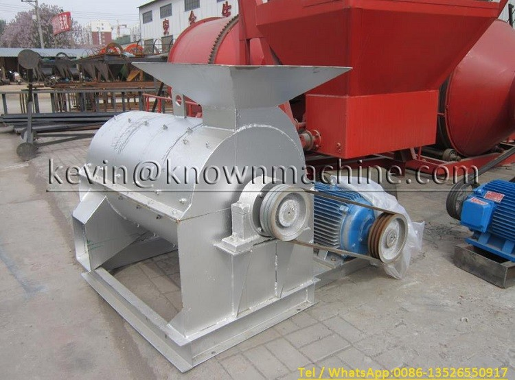 The ideal coconut waste recycling machine / coconut husk chips machine