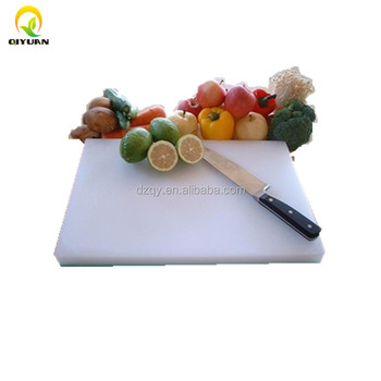 Uhmwpe cutting board uhmw food grade plastic sheet