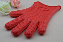microwave oven use silicone hand gloves and heat resistant bbq gloves