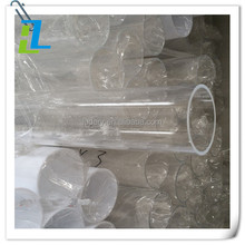 Clear Acrylic Rod Hard Plastic LED Lighting Acrylic Tube
