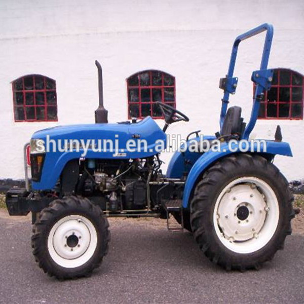 Cheap compact garden small tractor front end loader