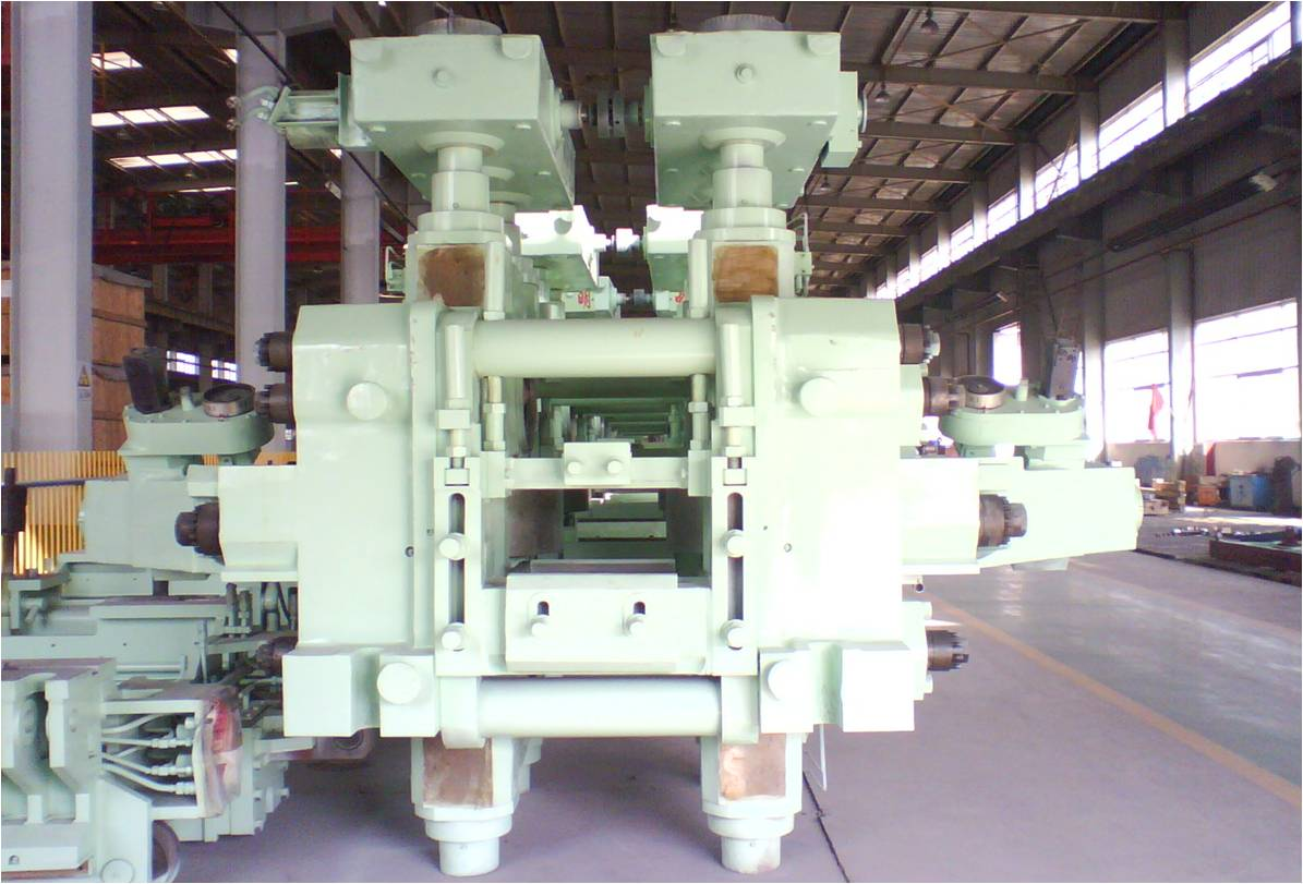 For High Speed Wire Rod and Shaped Bars Hot Rolling Machine