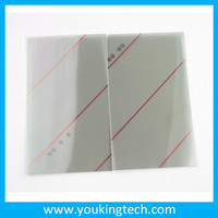 Hot selling LCD screen digitizer polarization films sheet for samsung 9300 with 100pcs/bag