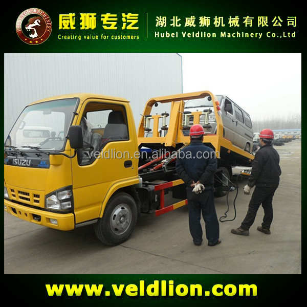 japan 8t/8ton Recovery Tow Truck