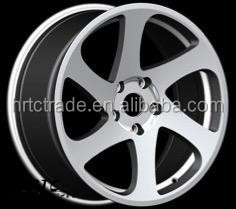 Replica alloy wheels for Porsche Cayenne Panamera, 18 inch staggered wheel