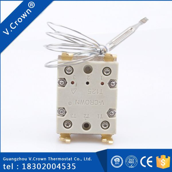 new products high quality High Precision cheap new style Electric stove dishwasher ksd301 thermostat from factory