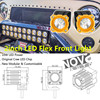 Motor Accessories 2 Inch 10w High Intensity Spot Flood Led Work Light