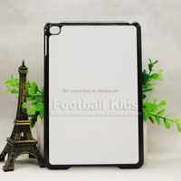 2d sublimation mobile phone blank case For iPad mini 4 ,Diy phone cover