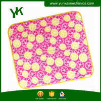Wholesale microfiber printing table mat