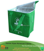 customized insulated nonwoven cooler bags promotional