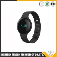 Nice cheap price bluetooth bracelet watch / H8 smart watch heart rate monitor / fitness band
