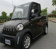 2 seater container truck 80km/h electric pickup