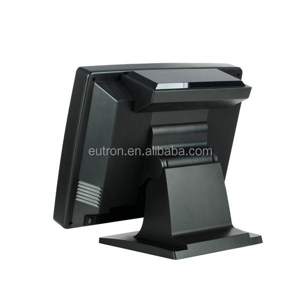 15'' touch pos terminal for restaurant and retail, all in one pos system