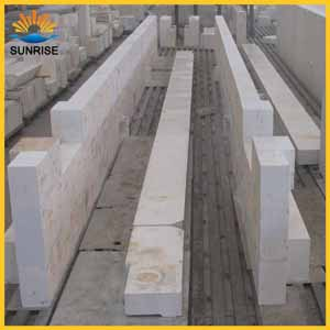 Refractory Blocks Fused Cast Azs Bricks For Glass Fusing Kilns