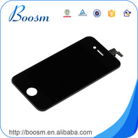 Cell Phone Part Brand New digitizer assembly ecran for iphone 4 unlocked logic board 16gb 32gb