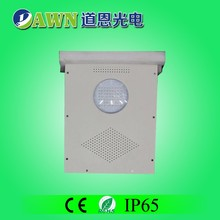 8W hot sale high quality integrated all in one solar led garden lamp grave stone