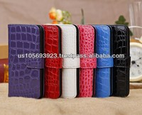 Flip Cordile Partten Credit Hard Smart stand Leather Case Cover For Iphone 5c 5colors