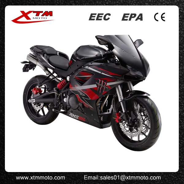 2 cylinder powerful 400cc street sport motorcycle