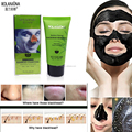 Rolanjona top selling blackhead removal black mask deep cleansing peel off mask