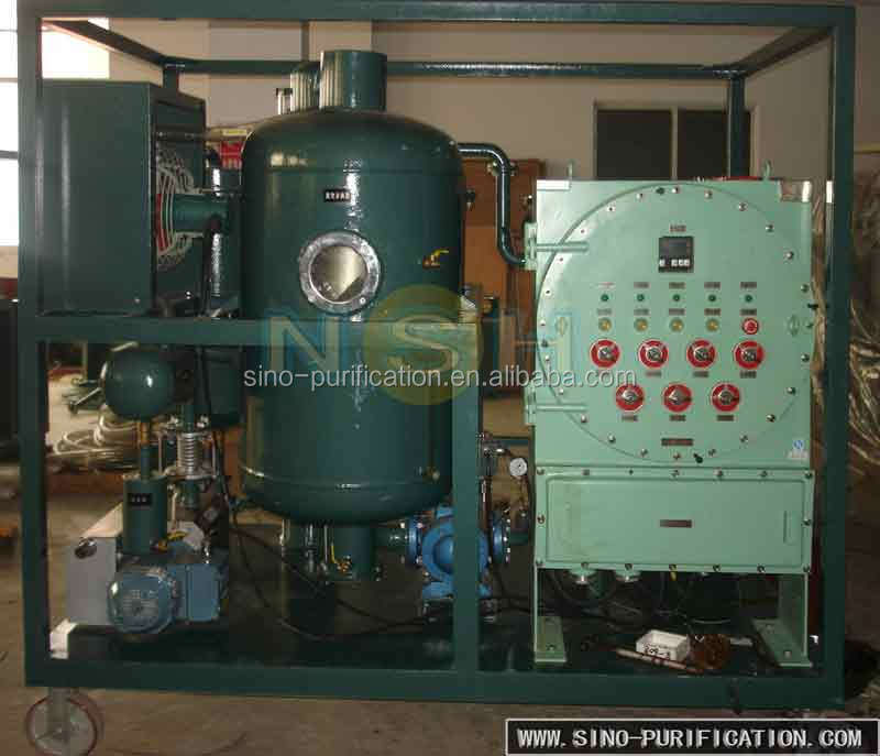Professional manufacturer of oil purification systems
