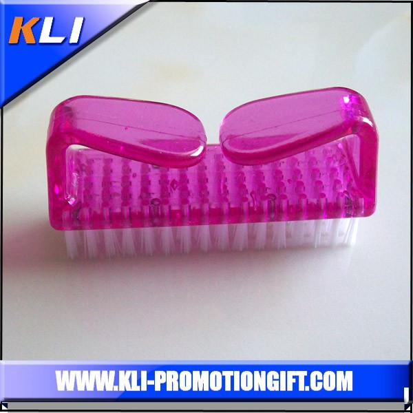 plastic shower foot cleaning brush