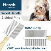 Metal tool accessories pet comb dog grooming supplies products