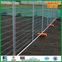hot dipped galvanized welded wire mesh fence garden removable fence