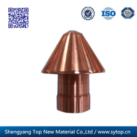 tungsten copper contact / tungsten copper electrode --TC036