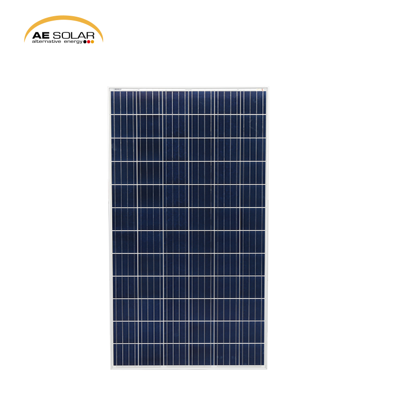 High Efficiency Chinese 250W255W260W265W270W275W Cheapest Transparent Black Frame Poly Solar Power Panel With Low Price For Sale