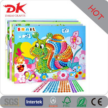 Crystal Stones collection Kids Sticker DIY Diamond painting