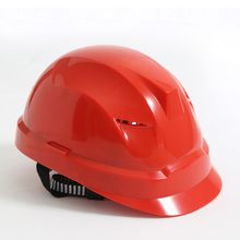 X Shape Construction Smart Types of Safety Helmet with Ventilation