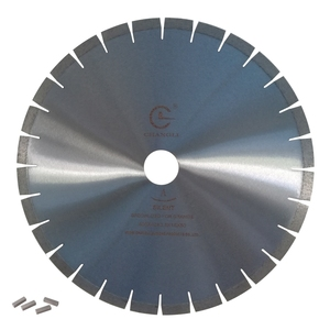 "Segmented 12"" 350mm 400mm 500mm 600 mm Diamond Saw Blade Cutting Disc for Granite/Marble/Concrete/Stone"