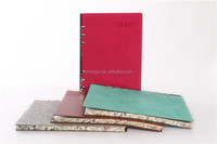 a3 plastic book cover with elastic band colourful pocket notebook