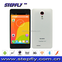 OEM cheap phone 4.5 inch MTK6582M quad core 3G mobile phone