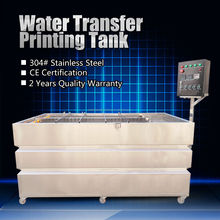 Water Transfer Printing Machine Tank 2mm Stainless Steel Hydrographics Equipment WTP300 Hydro Dipping Tank
