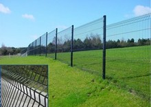 BEST! Sports Ground Steel Fence Posts For Sale