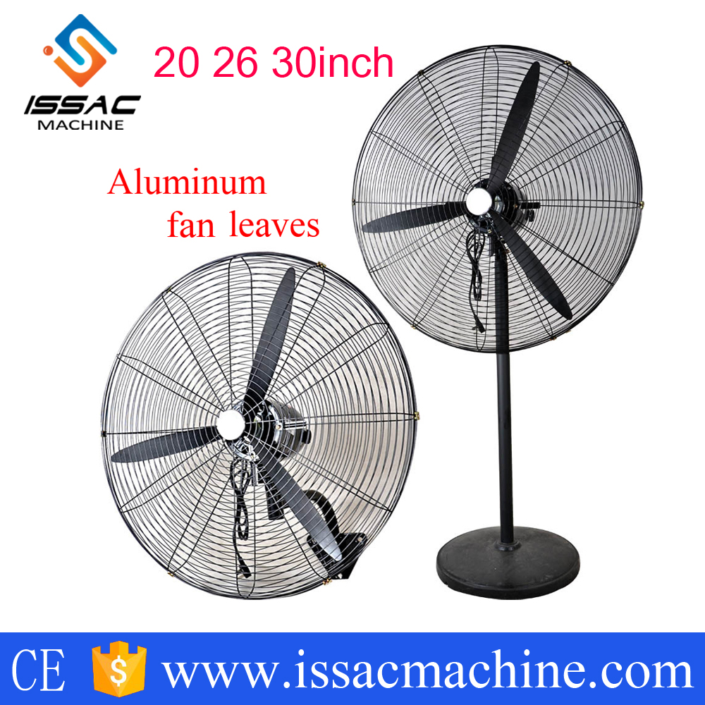 "20 26 30"" Industrial Standing Electrical Electric Ventilating Ventilator Ventilation Ceiling Air Cooler Cooling Fan"