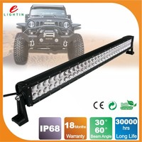 2016 offroad 4x4 led bars lighting for cars