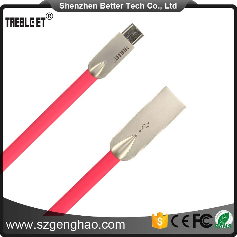 OEM New micro usb data charging cable from China manufacturer