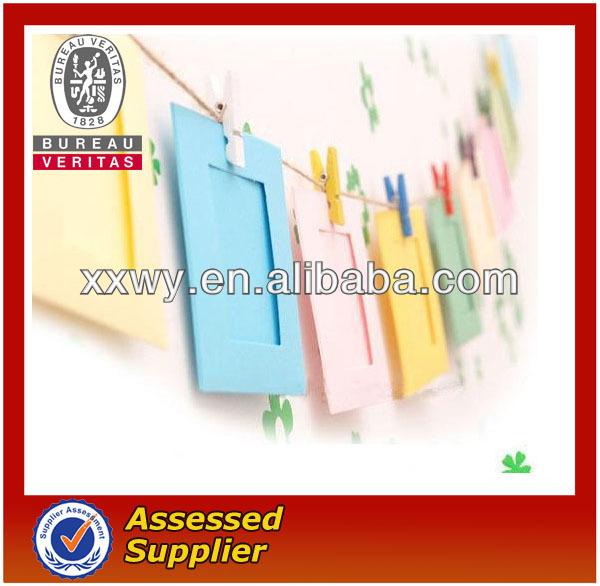 Custom made paper photo frame,cardboard photo frame,paper frames for photos