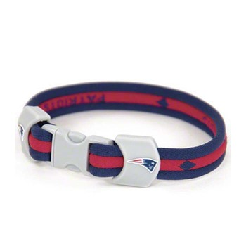 42 NFL teams New England Patriots Titanium Bracelet