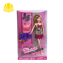 wholesale beauty set 11.5 inch girls toy plastic mini craft dolls with best price